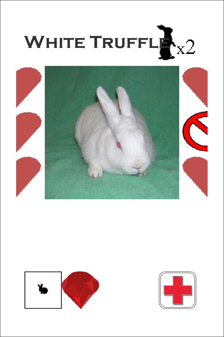 White TruffleCard